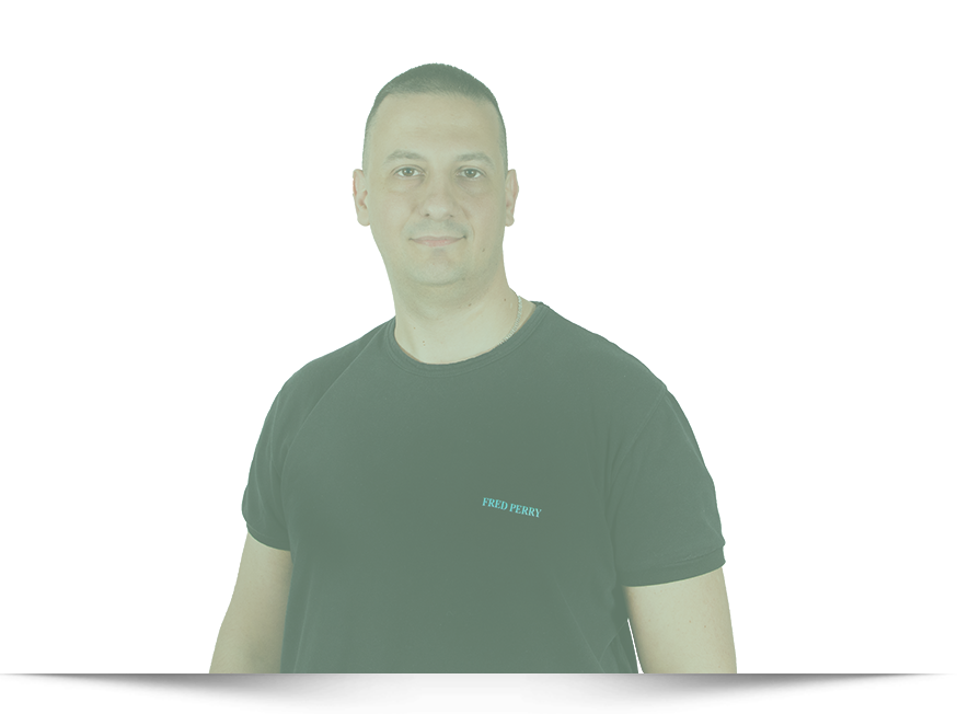 Aleksanar Pejcic Web Designer & Developer